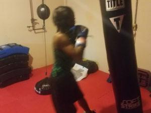 Trainee Gabby